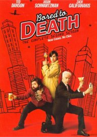 Bored To Death: The Complete Second Season Movie
