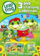 Leap Frog: 3 DVD Learning Collection Movie