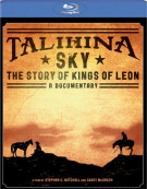 Talihina Sky: The Story Of Kings Of Leon Blu-ray