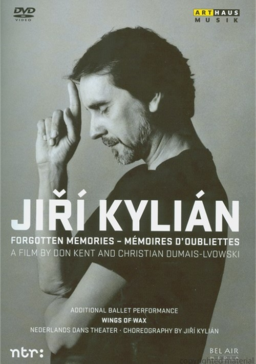 Jiri Kylian: Forgotten Memories (Memoires DOubliettes) Movie