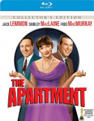 Apartment, The Blu-ray