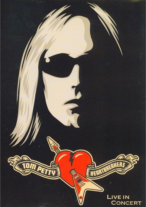Tom Petty: Live In Concert Movie