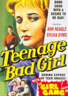 Teenage Bad Girl / Girl Gang (Double Feature) Movie