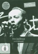 Joe Jackson: Rockpalast Movie