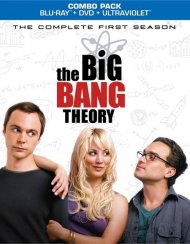 Big Bang Theory, The: The Complete First Season (Blu-ray + DVD Combo) Blu-ray