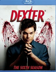 Dexter: The Sixth Season Blu-ray