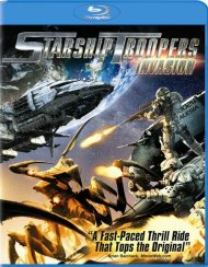 Starship Troopers: Invasion (Blu-ray + UltraViolet) Blu-ray