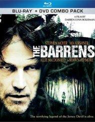 Barrens, The (Blu-ray + DVD Combo) Blu-ray