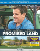 Promised Land (Blu-ray + DVD + Digital Copy + UltraViolet) Blu-ray