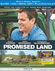 Promised Land (Blu-ray + DVD + Digital Copy + UltraViolet) Blu-ray