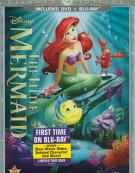 Little Mermaid, The: Diamond Edition (DVD + Blu-ray Combo) Blu-ray