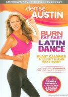 Denise Austin: Burn Fat Fast Latin Dance Movie