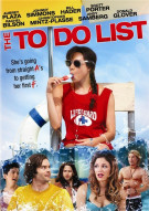 To Do List, The (DVD + UltraViolet) Movie