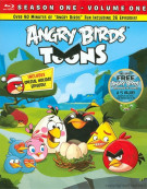 Angry Birds Toons: Season One - Volume One Blu-ray