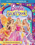 Barbie: The Secret Door (Blu-ray + DVD + UltraViolet) Blu-ray