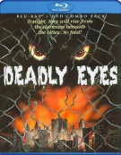Deadly Eyes (Blu-ray + DVD) Blu-ray