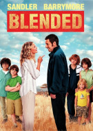 Blended (DVD + UltraViolet) Movie
