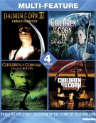 Children Of The Corn 4-Film (Blu-ray + Digital HD) Blu-ray