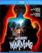 Alien Warning (Blu-ray + DVD Combo) Blu-ray