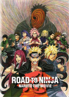 Road To Ninja: Naruto The Movie Movie