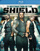 WWE: The Destruction Of The Shield Blu-ray