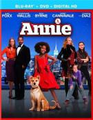 Annie (2014) (Blu-ray + DVD + UltraViolet) Blu-ray