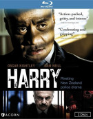Harry: Season 1 Blu-ray