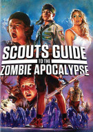 Scouts Guide To The Zombie Apocalypse Movie