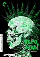 Repo Man: The Criterion Collection Movie