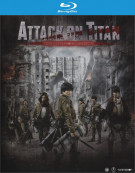 Attack on Titan Movie: Part 2 (Blu-ray + DVD + Ultra-Violet) Blu-ray