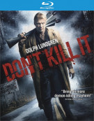 Dont Kill It Blu-ray
