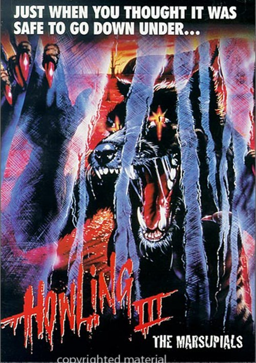Howling III: The Marsupials Movie