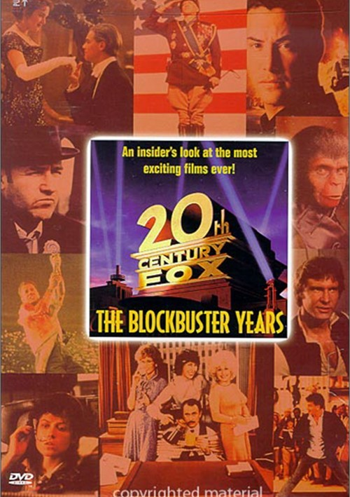 20th Century Fox: The Blockbuster Years Movie