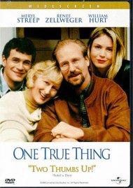 One True Thing Movie