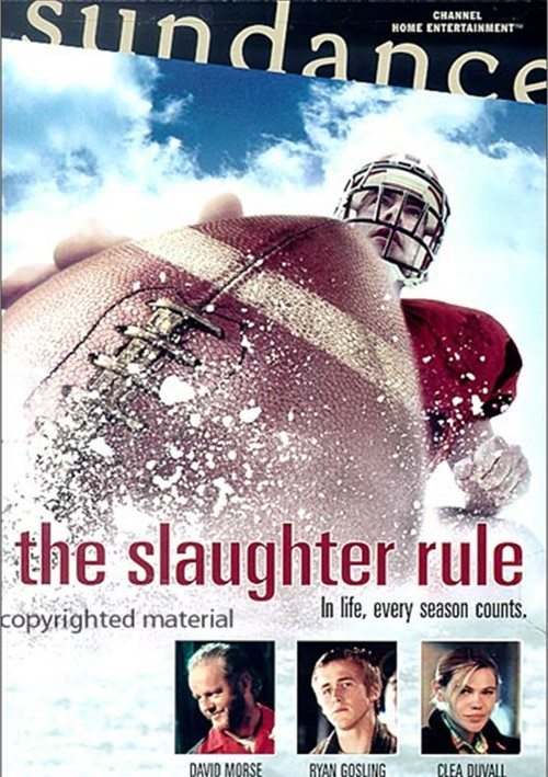 Slaughter Rule, The Movie