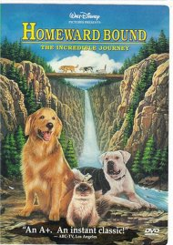 Homeward Bound: The Incredible Journey Movie
