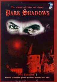 Dark Shadows: DVD Collection 1 Movie