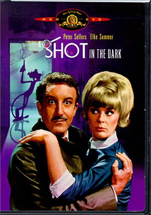 Shot In The Dark, A (Pink Panther) Movie