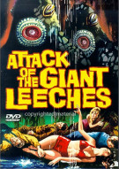 Attack Of The Giant Leeches (Alpha) Movie