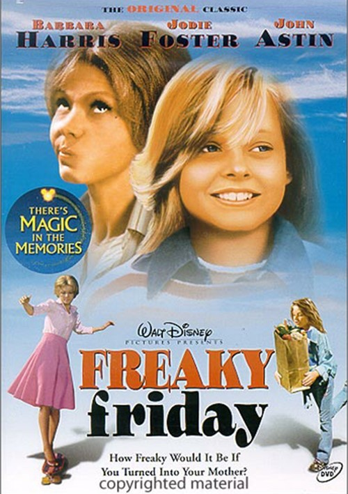 Freaky Friday (1976) Movie