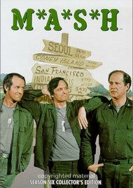 M*A*S*H (MASH): TV Season Six - Collectors Edition Movie
