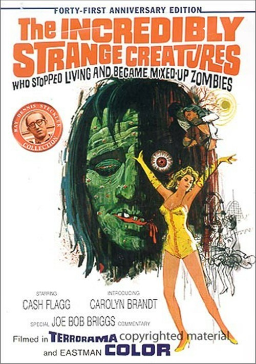Incredibly Strange Creatures Who Stopped Living And Became Mixed-Up Zombies, The Movie