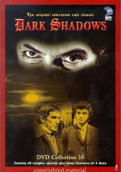 Dark Shadows: DVD Collection 16 Movie