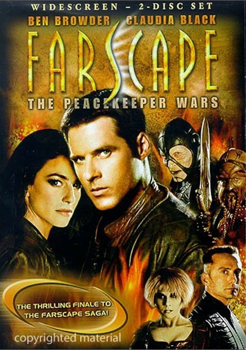 Farscape: The Peacekeeper Wars Movie