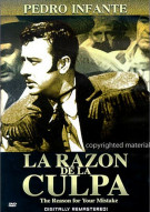 La Razon De La Culpa (The Reason For Your Mistake) Movie