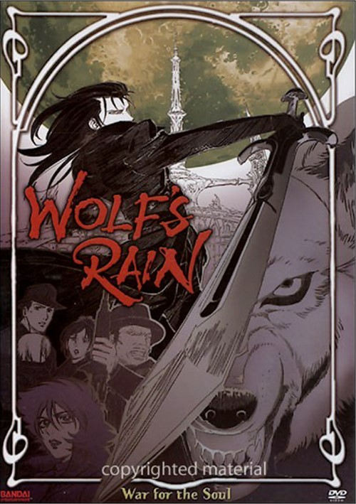 Wolfs Rain: Volume 5 - War For The Soul Movie