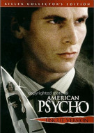 American Psycho:  Killer Collectors Edition (Uncut Version) Movie