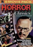 Horror Classics 4 Pack Vol. 3 Movie