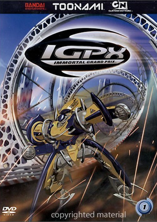 IGPX Volume 1: Toonami Edition Movie