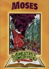 Greatest Adventures Of The Bible: Moses Movie